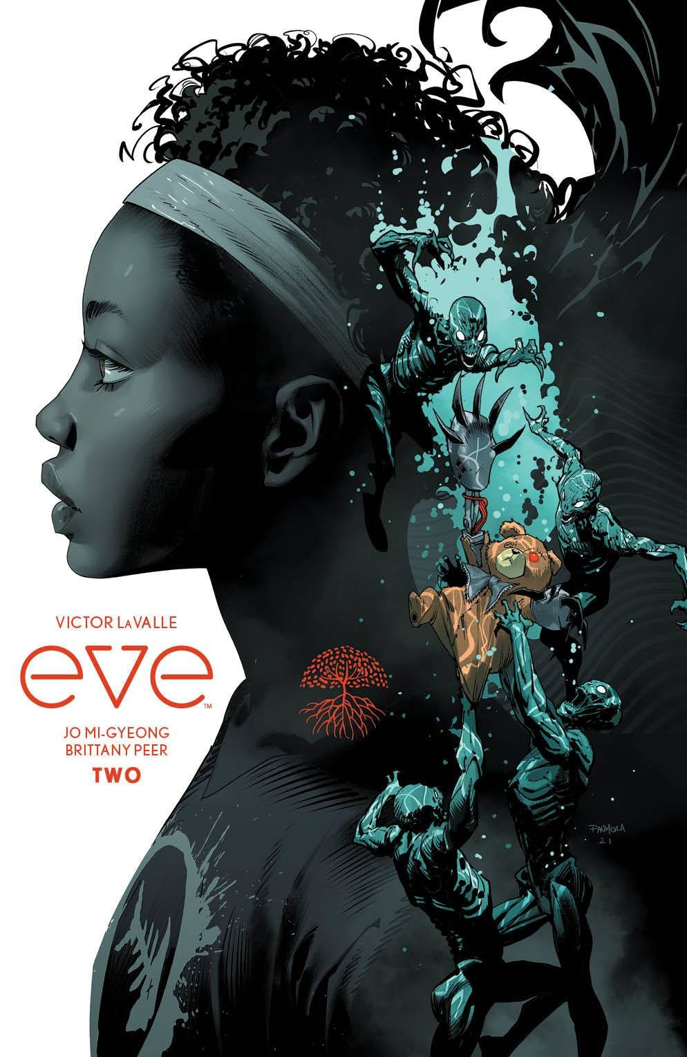 Eve #2 (of 5) (Cover B - Andolfo)