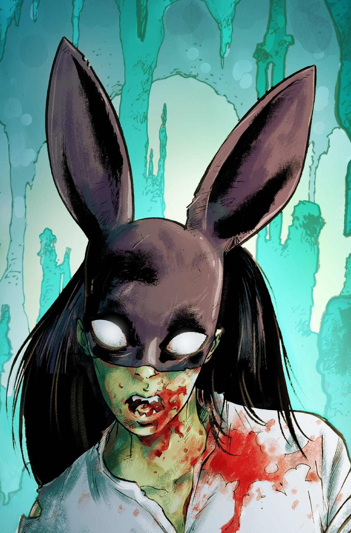 Bunny Mask #1 (Cover A - Mutti)