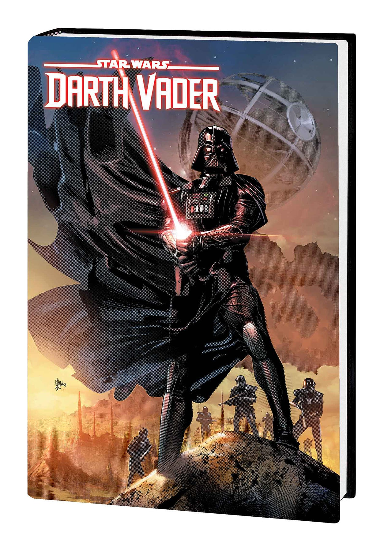 Star Wars Darth Vader by Soule Omnibus HC (Deodato Cover)