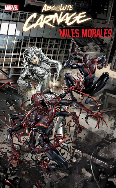Absolute Carnage Miles Morales #3 (of 3)