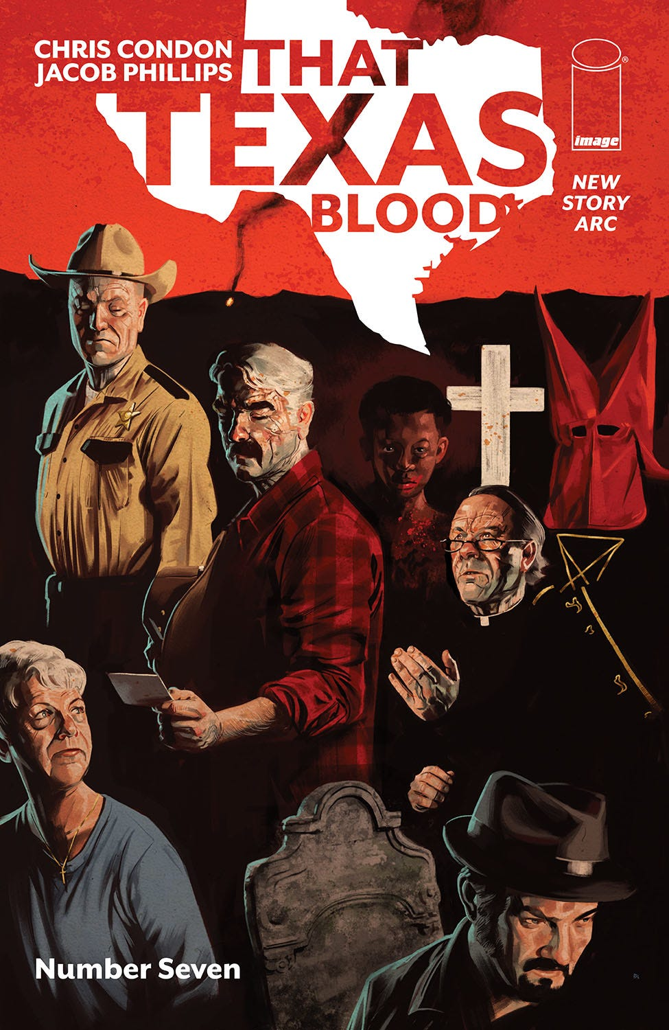 That Texas Blood #7 (Cover A - Phillips)