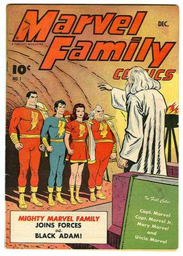 Marvel_Family_1_1945