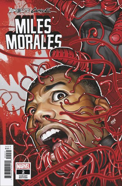 Absolute Carnage Miles Morales #2 (of 3) (Connecting Variant)