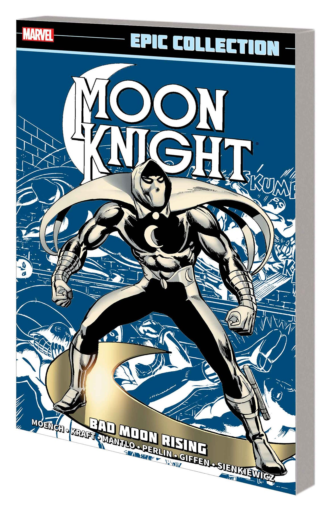 Moon Knight Epic Collection TPB Bad Moon Rising (New Ptg)