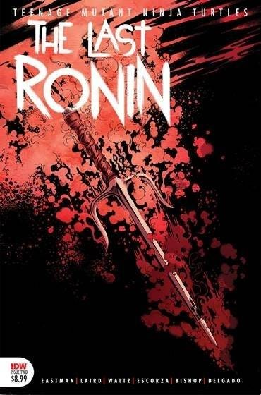 Teenage Mutant Ninja Turtles the Last Ronin #2 (of 5) (2nd Printing)|800pxxauto