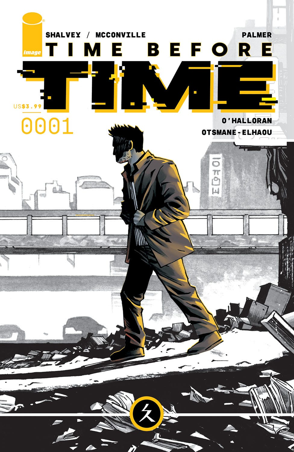 Time Before Time #1 (Cover A - Shalvey)