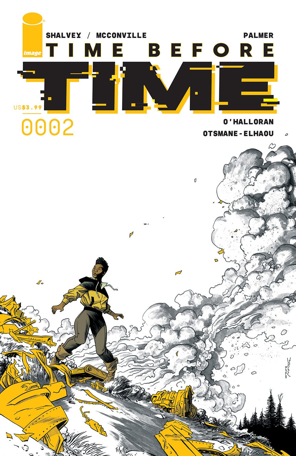 Time Before Time #2 (Cover A - Shalvey)