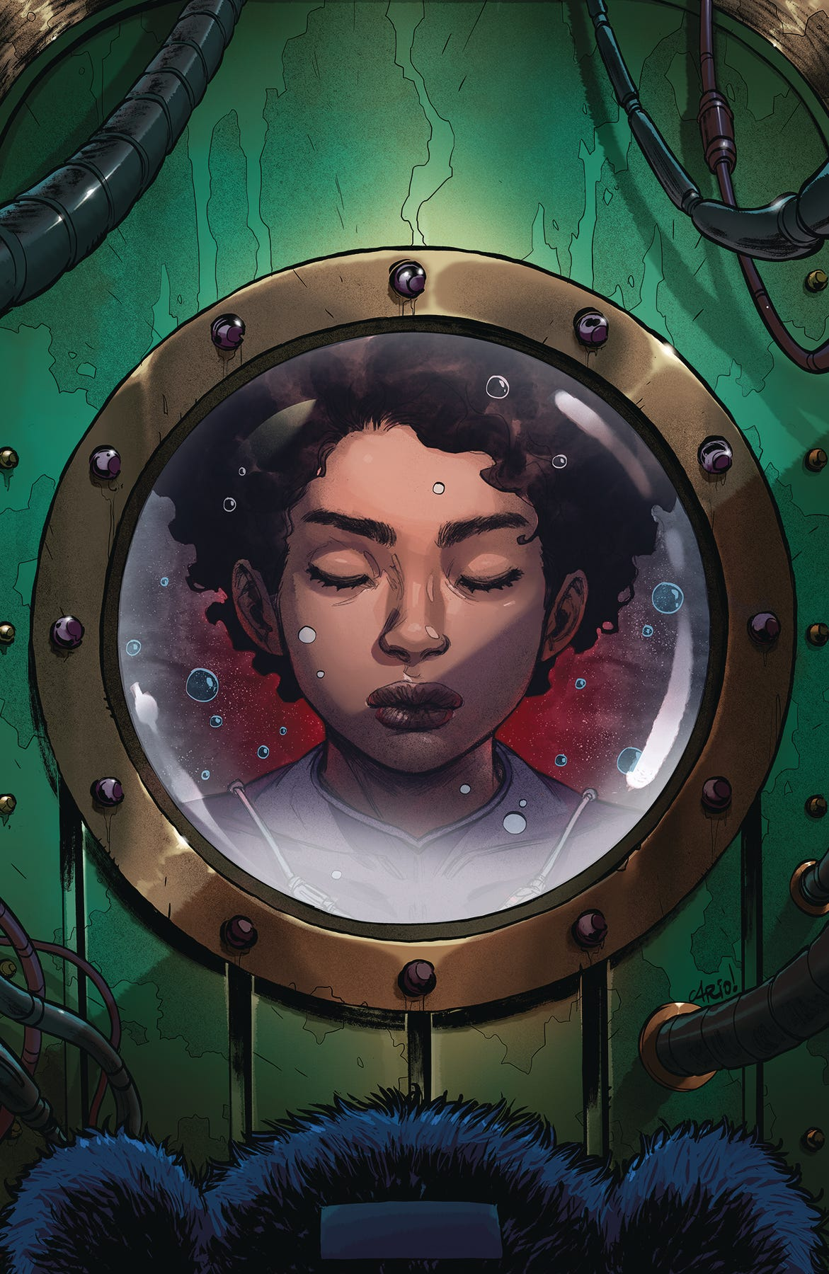 Eve #2 (of 5) (Cover A - Anindito)