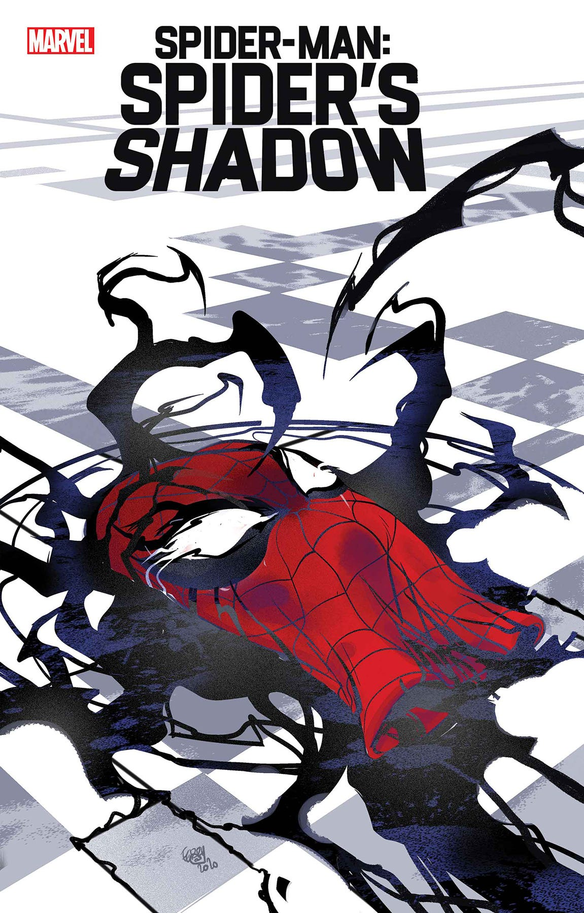 Spider-Man Spiders Shadow #1 (of 4) (Ferry Variant)