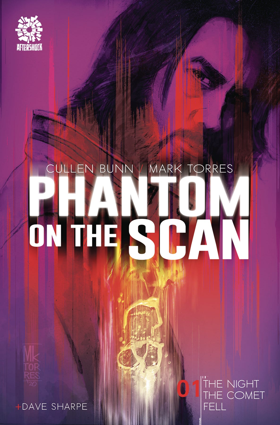 Phantom on Scan #1 (Cover A - Torres)