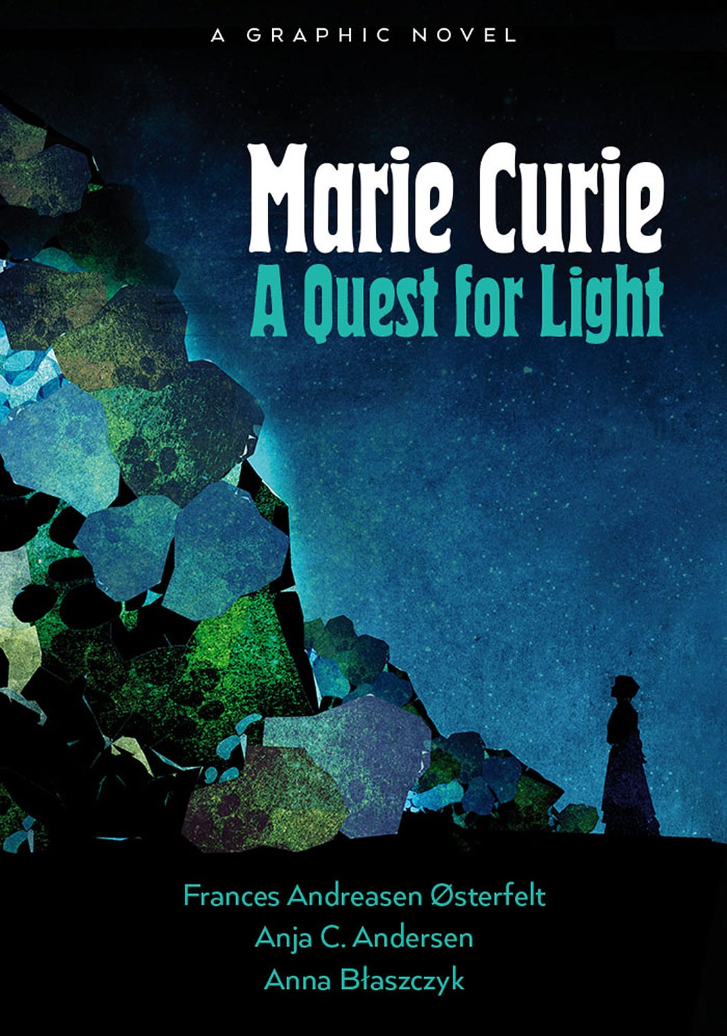 Marie Curie Quest for Light TPB