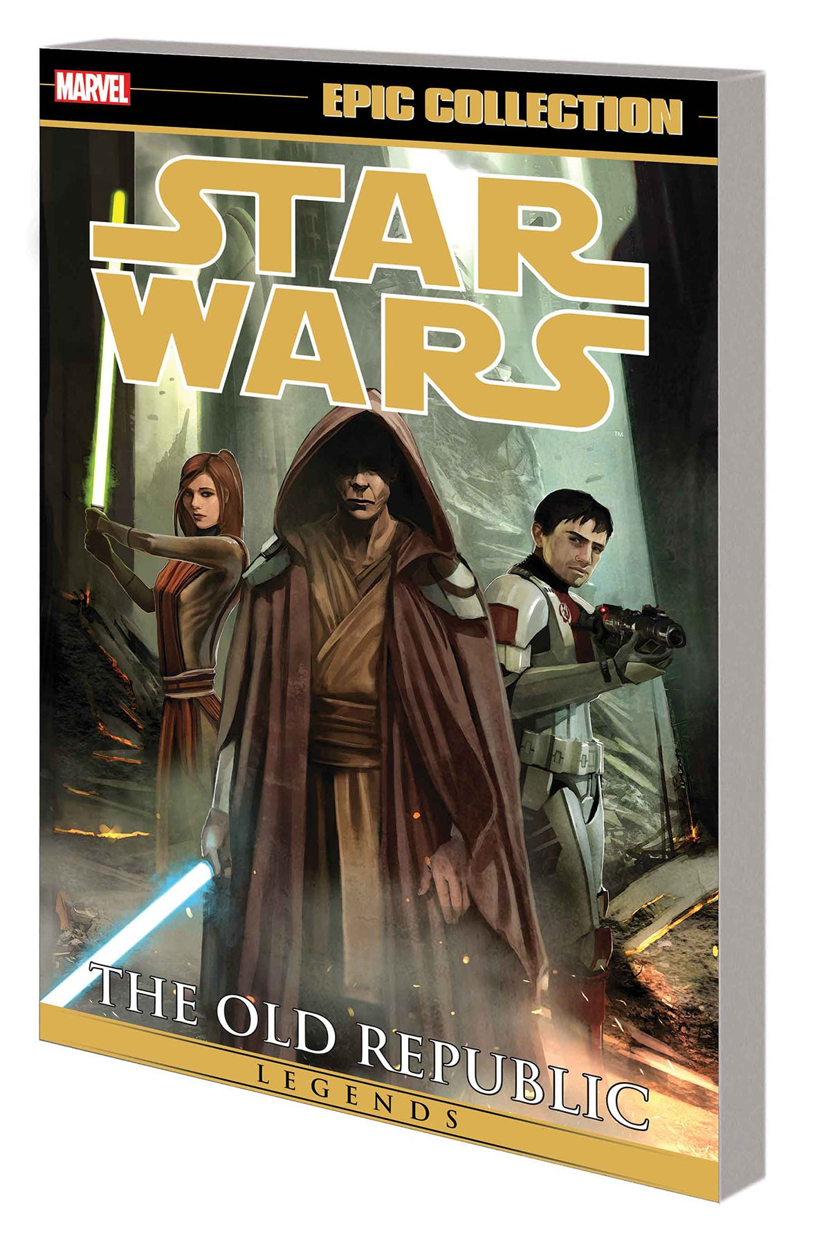 Star Wars Legends Epic Collection Old Republic TPB Vol 04
