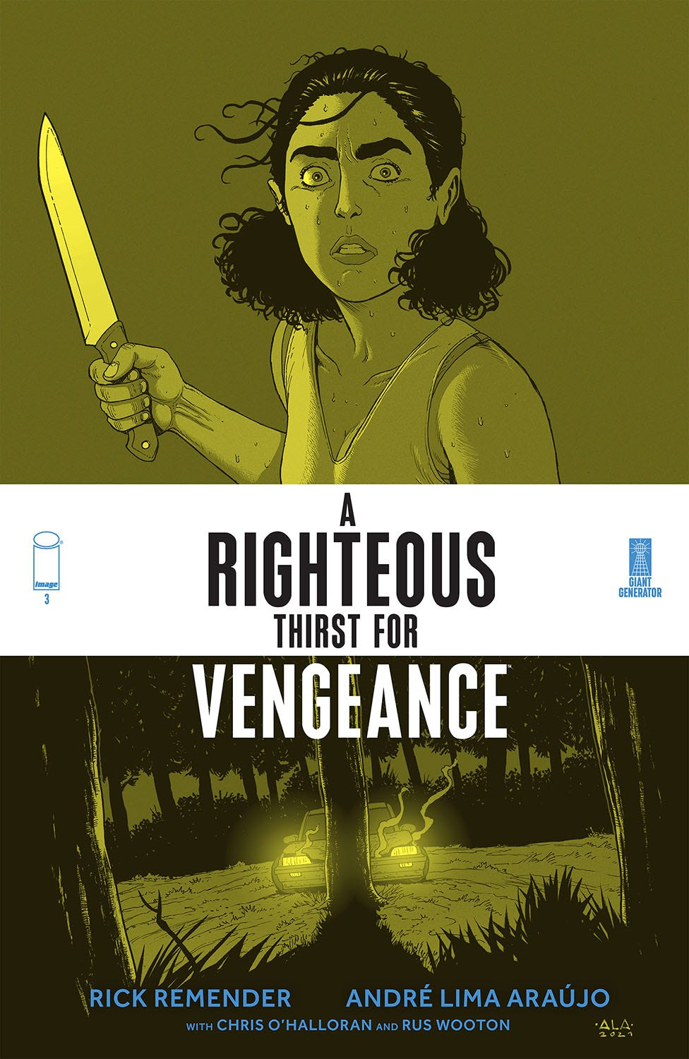 Righteous Thirst for Vengeance #3