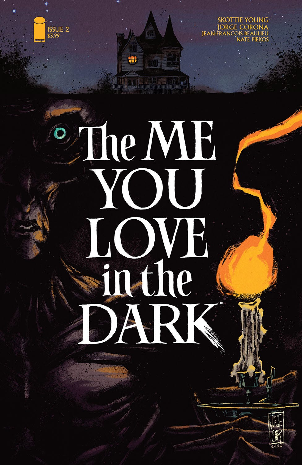 Me You Love in the Dark #2 (of 5)
