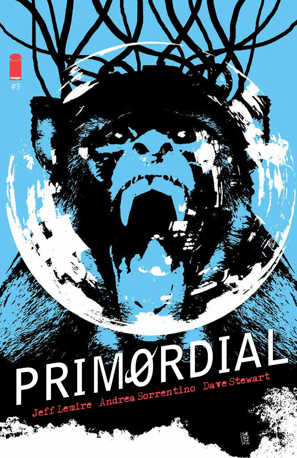 Primordial #3 (of 6) (Cover A - Sorrentino)