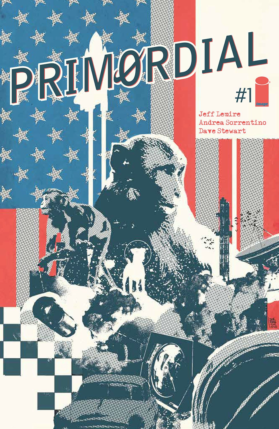 Primordial #1 (of 6) (Cover A - Sorrentino)
