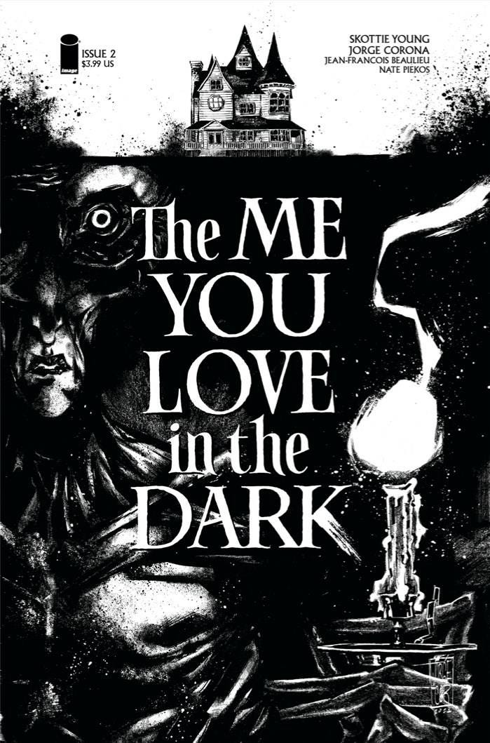 Me You Love in the Dark #2 (of 5) (2nd Ptg)