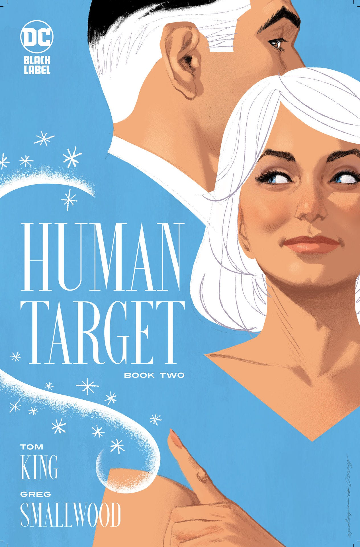 Human Target #2 (of 12) (Cover A - Greg Smallwood)