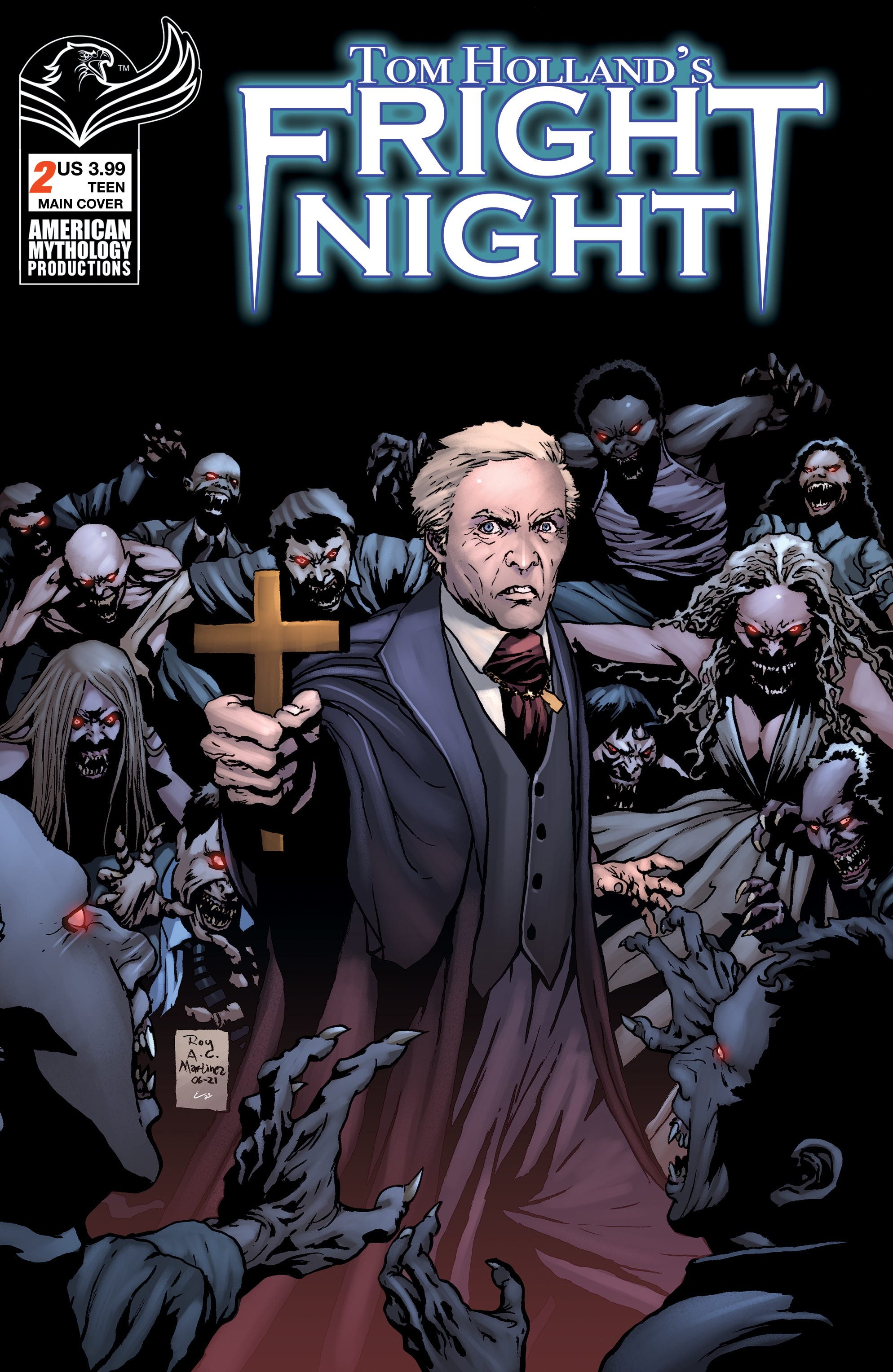 Tom Hollands Fright Night #1 (Cover A - Martinez)