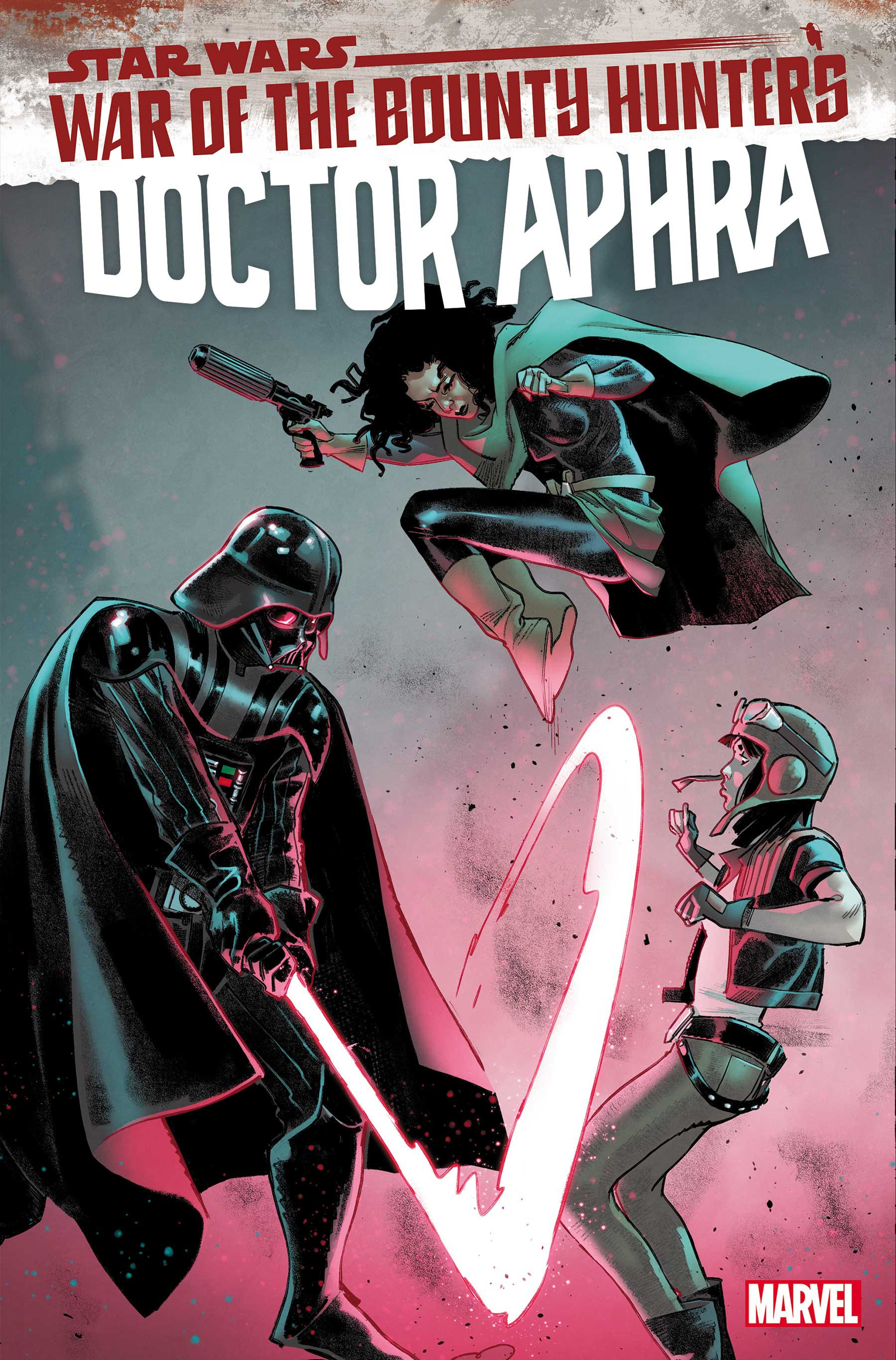 Star Wars Doctor Aphra #13 (War of the Bounty Hunters)