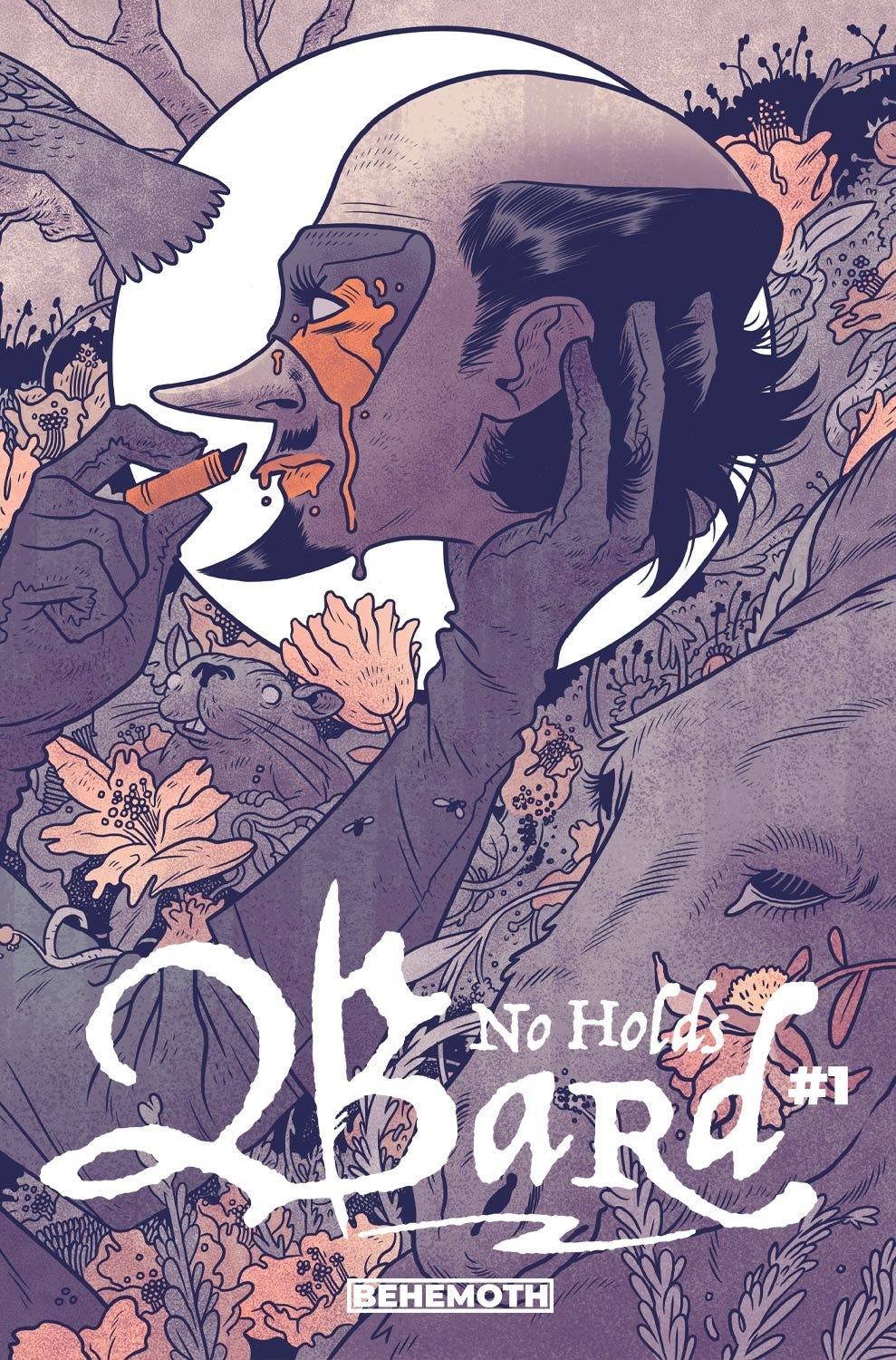 No Holds Bard #1 (of 4) (Cover A - Faerber)