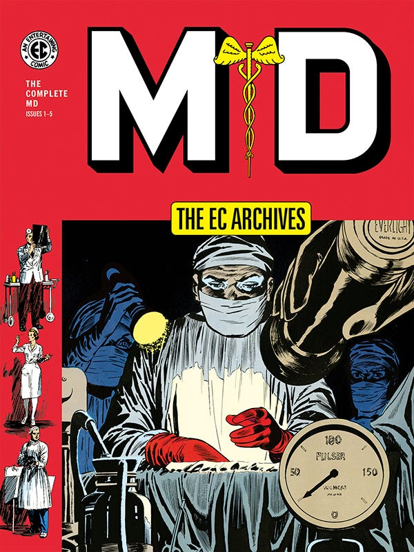 The EC Archives: MD HC