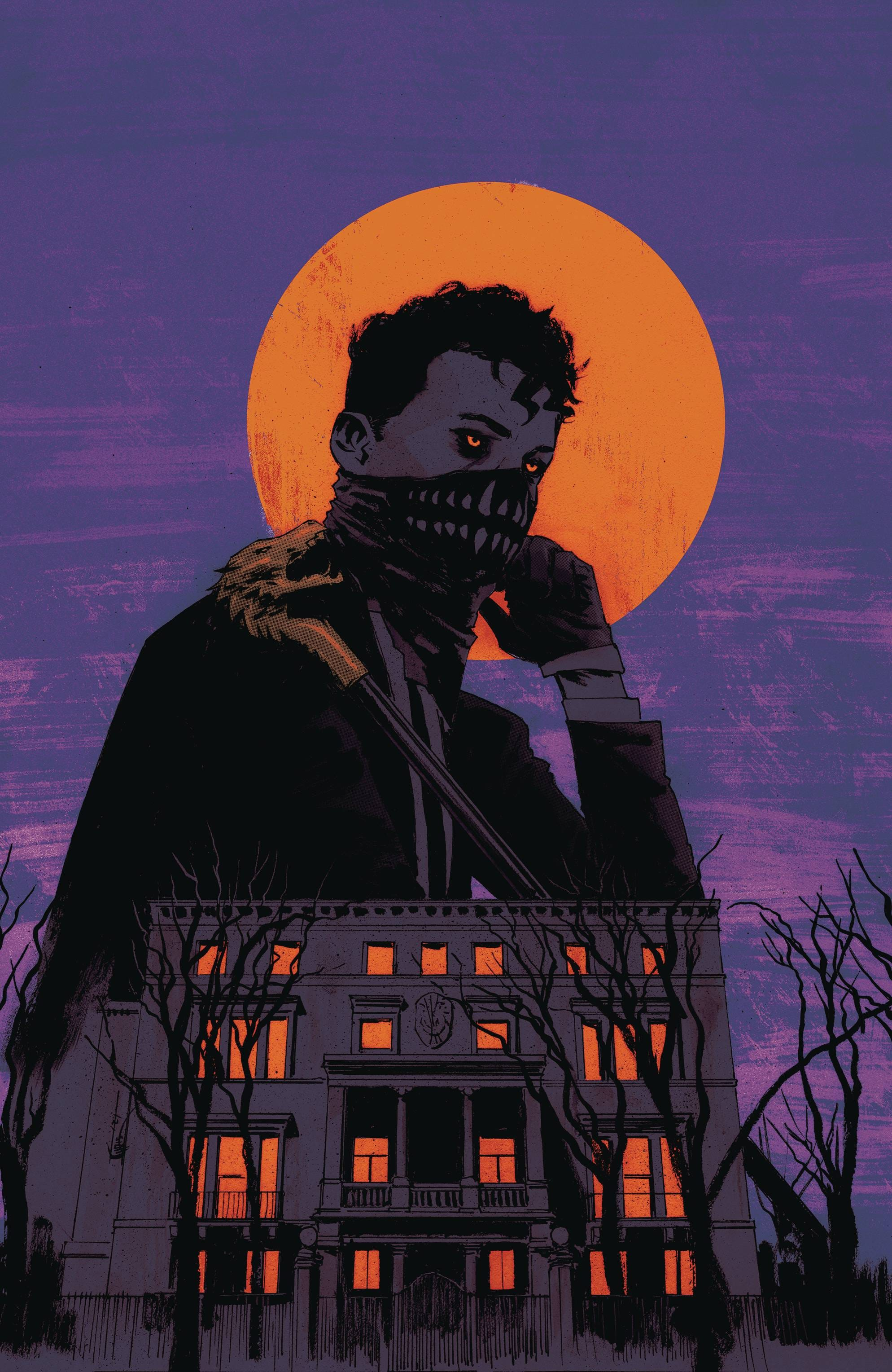 House of Slaughter #1 (Cover A - Shehan)