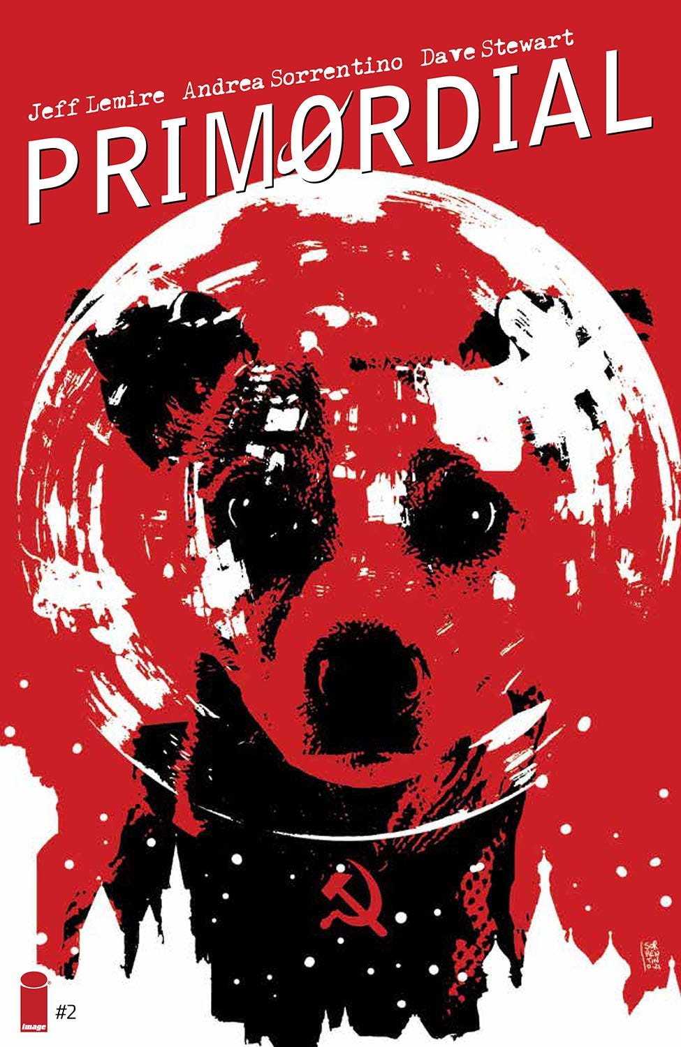 Primordial #2 (of 6) (Cover A - Sorrentino)