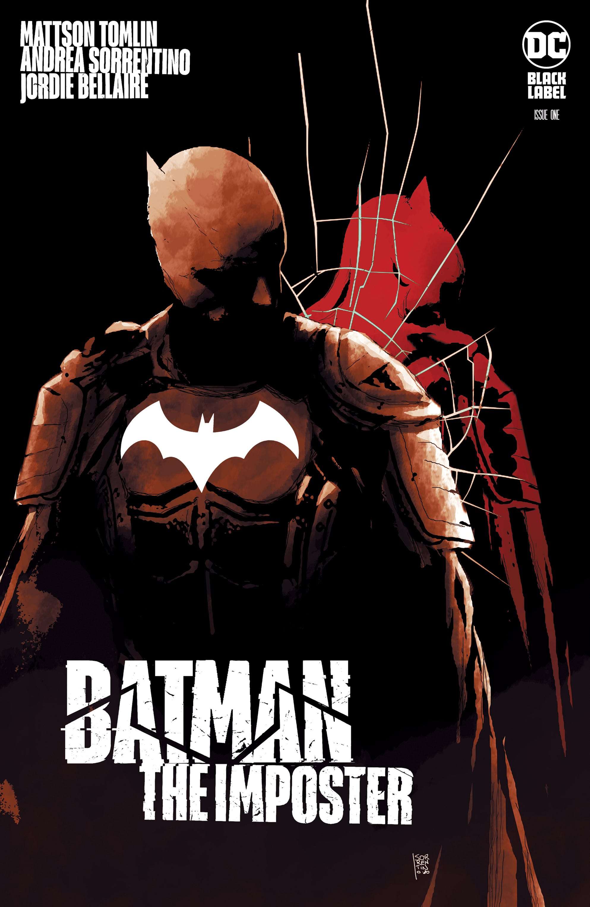 Batman the Imposter #1 (of 3) (Cover A - Andrea Sorrentino)