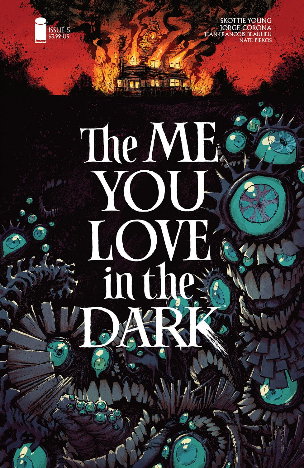 Me You Love in the Dark #5 (of 5)