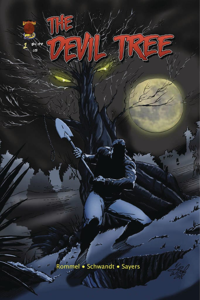 Devil Tree #1 (Cover A - Wolfgang Schwandt)