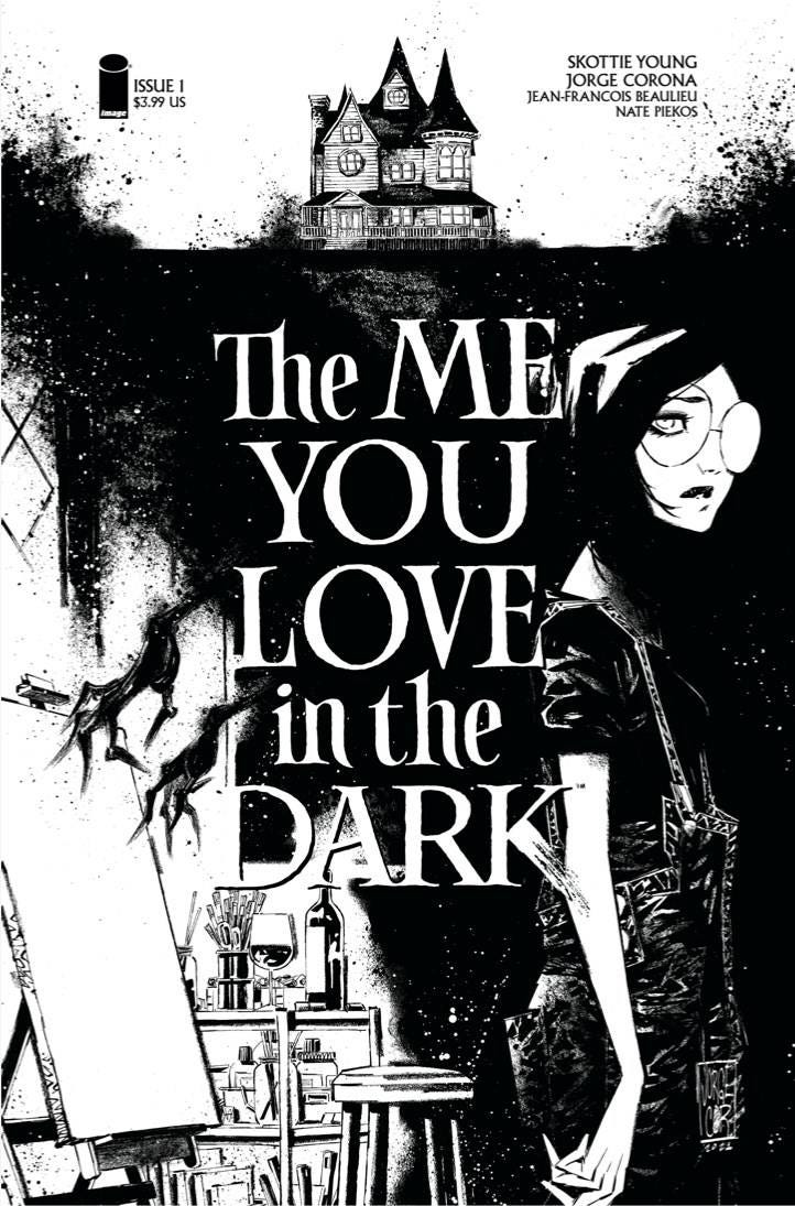 Me You Love in the Dark #1 (of 5) (2nd Ptg Cover A - Corona)